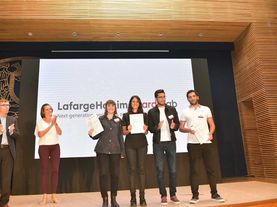 LafargeHolcim Research in Practice Grants
