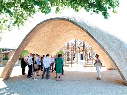 Board of the Foundation meets at the Venice Biennale