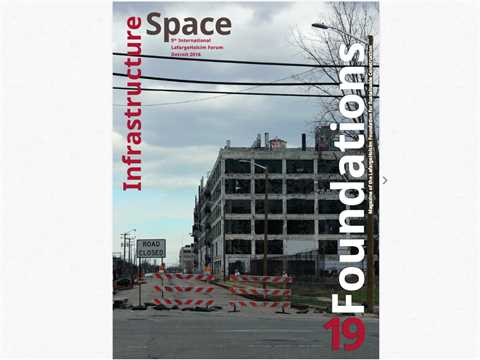 "Report on LafargeHolcim Forum on ""Infrastructure Space"""
