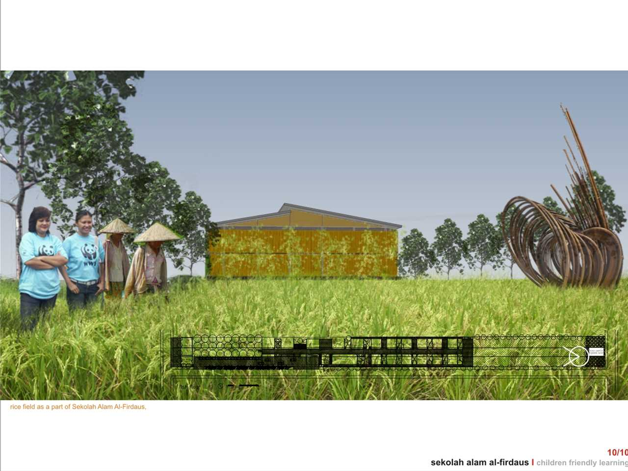 Holcim Awards Acknowledgement prize 2011 Asia Pacific: Socially-integrated rural school, …