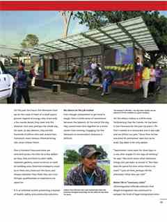 """All in a day's work"" in Second Holcim Awards for Sustainable Construction 2008/2009"