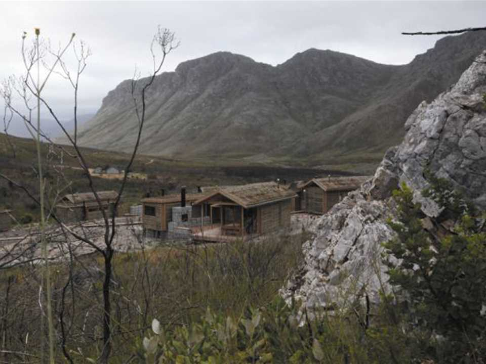 Project update June 2012 – Sustainable public eco-tourism facility, Cape Town, South Africa