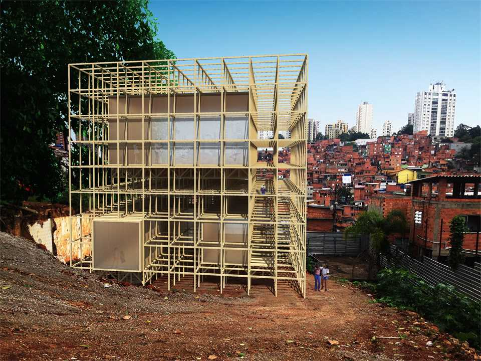 """Why don't you just build housing?"" in Fifth LafargeHolcim Awards – Sustainable …"