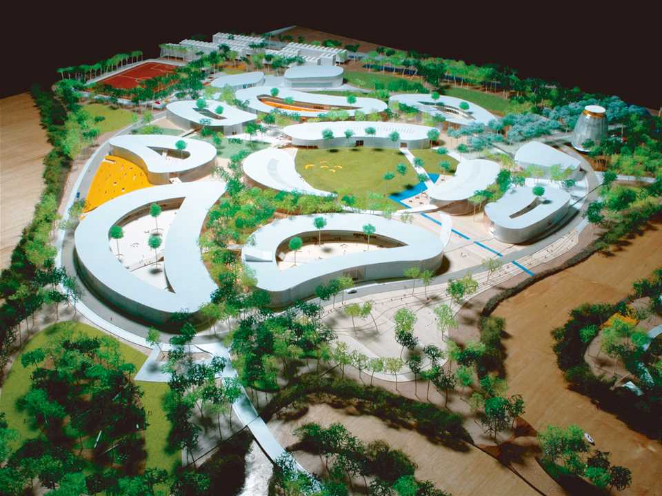 Holcim Awards Silver 2008 Asia Pacific: Low-impact greenfield university campus, Ho Chi Minh …
