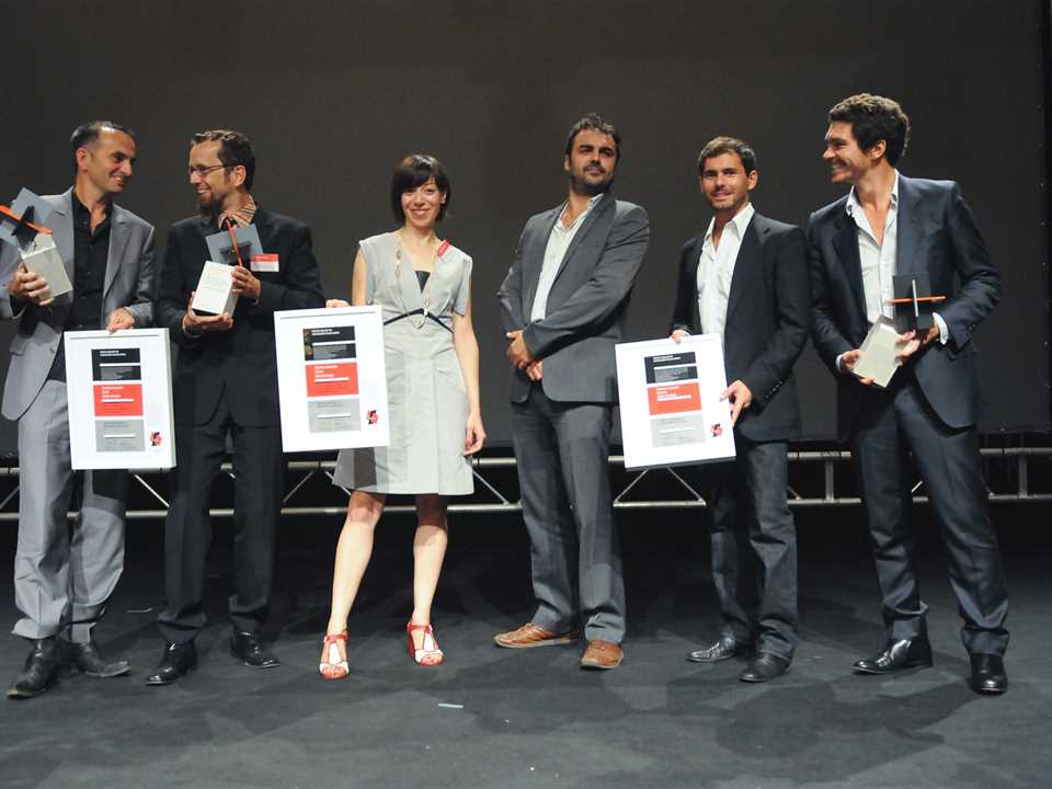 Holcim Awards 2011 Europe ceremony – Milan, Italy