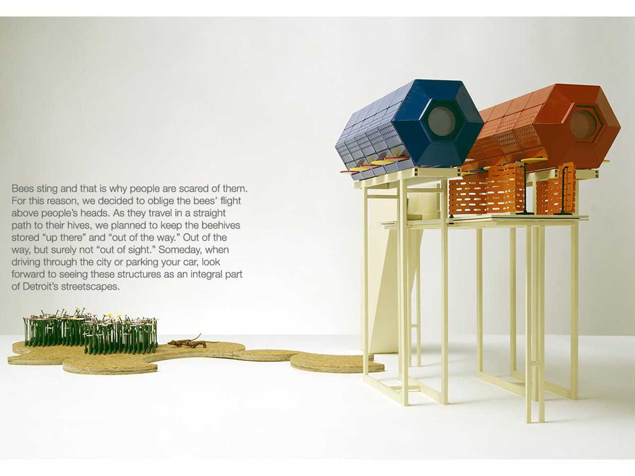 Holcim Awards Acknowledgement prize 2008 North America: Strategy for environmentally-friendly …