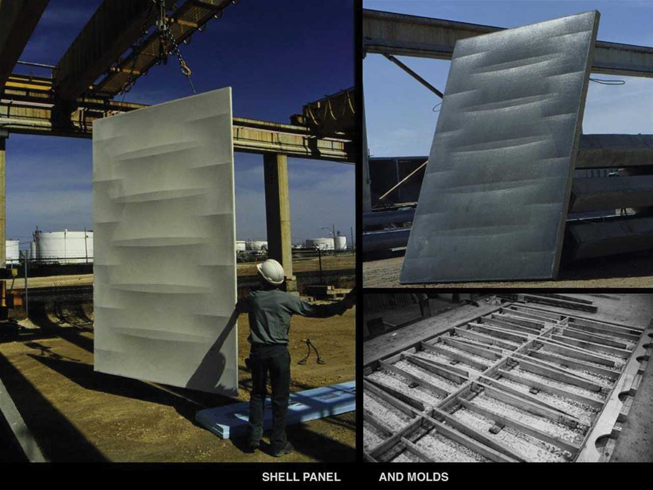 Project entry 2005 – Material Reduction: Efficient Fabric-Formed Concrete, Winnipeg, Canada