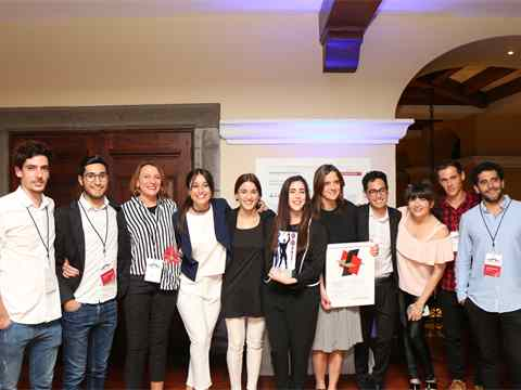 LafargeHolcim Awards 2017 for Latin America second day program, San José