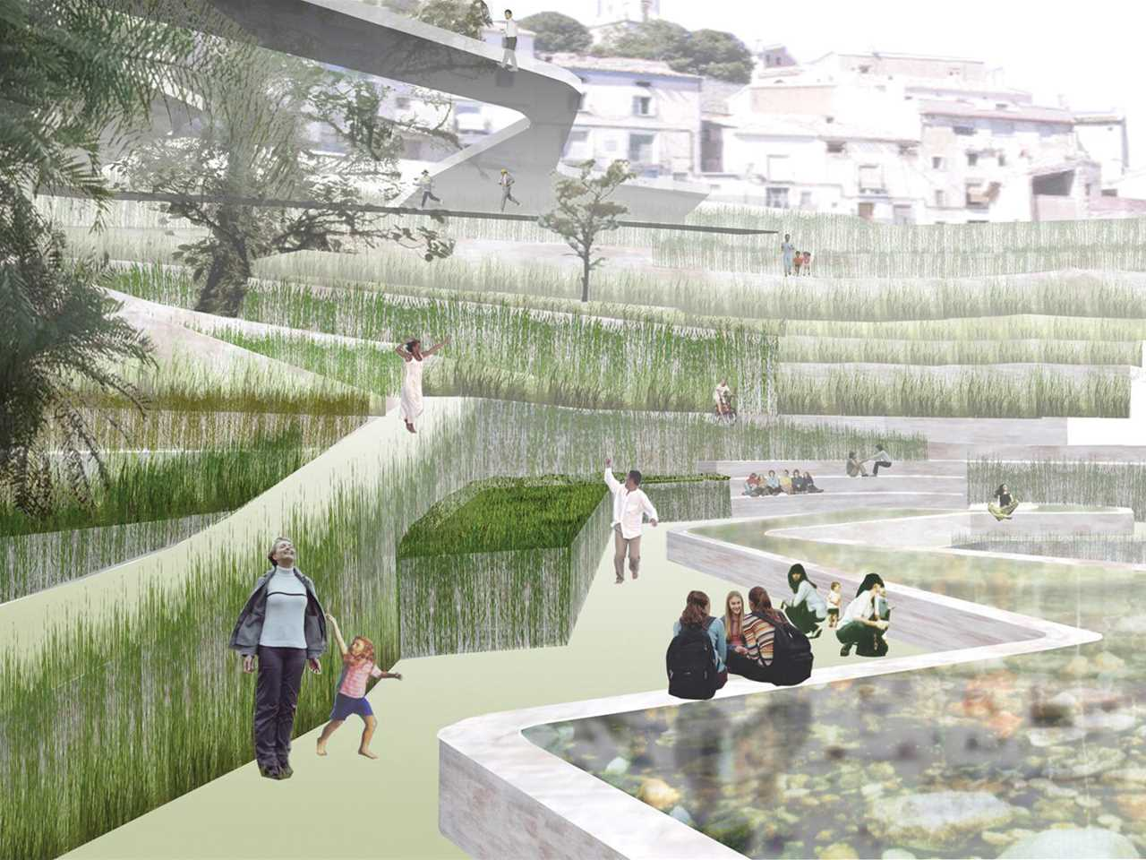 Holcim Awards Acknowledgement prize 2005 Europe: The mysterious story of the garden that …