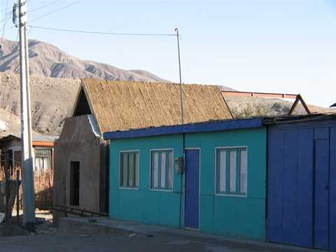 "Project entry 2008 Latin America - ""Post-earthquake reconstruction, Tarapacá, Chile"": …"