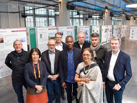 Global LafargeHolcim Awards 2018 – Jury meeting, March 9 2018 – Zurich