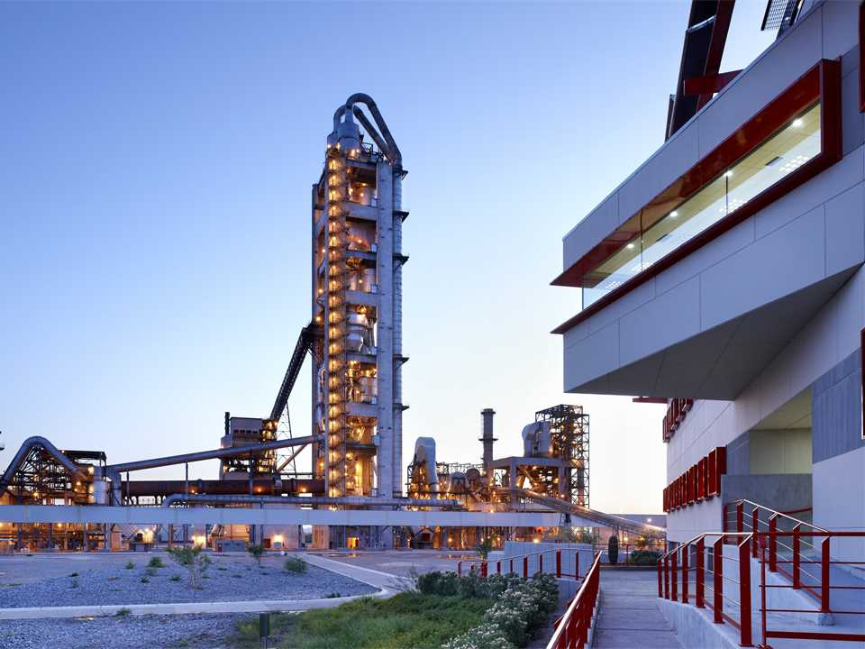 The Hermosillo cement plant sets new standards for safety design, thermal efficiency, …
