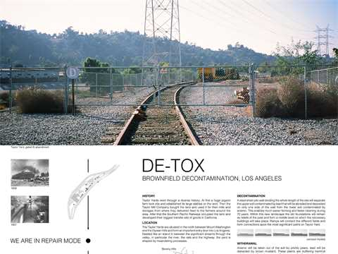 De-Tox Brownfield Decontamination