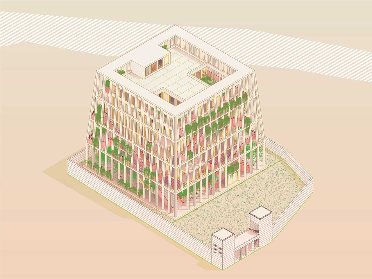 Project Entry 2014 Asia Pacific   Childrenu0027s Ziggurat: Locally Adapted  Orphanage And U0026hellip;
