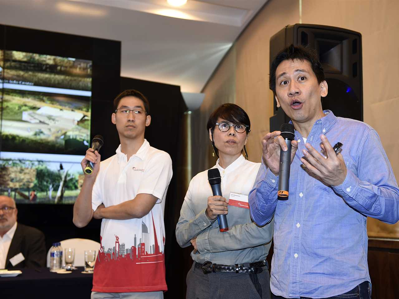 Holcim Awards Asia Pacific media briefing, Jakarta, Indonesia