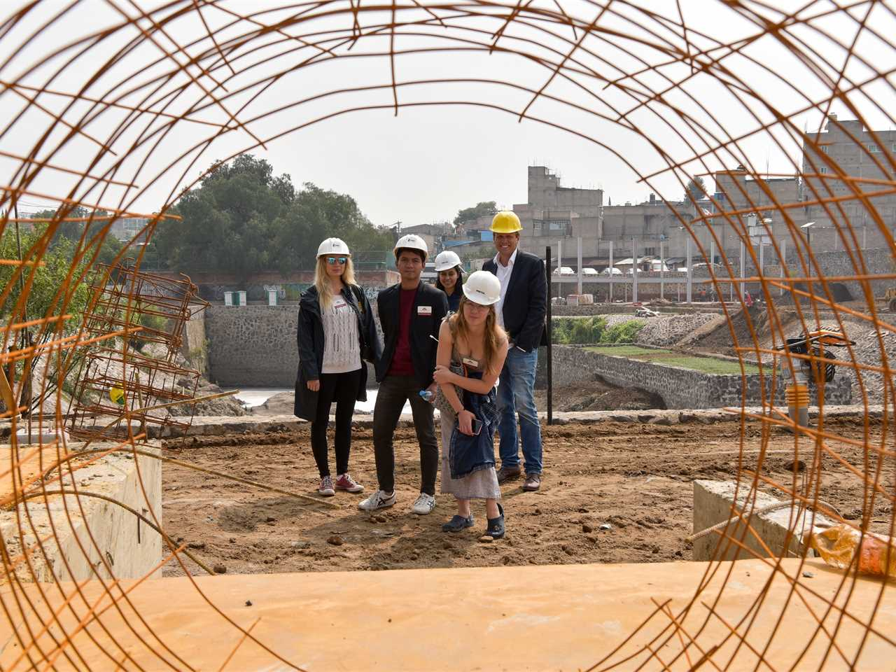 Global LafargeHolcim Awards Gold 2018 – Site Visit, Mexico City