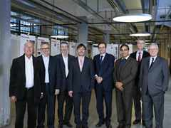 Global Holcim Innovation prize jury meeting 2012