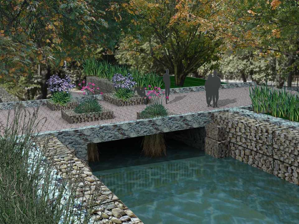 Holcim Awards Acknowledgement prize 2008 Latin America: Sanitation and river remediation, Tuxtla …