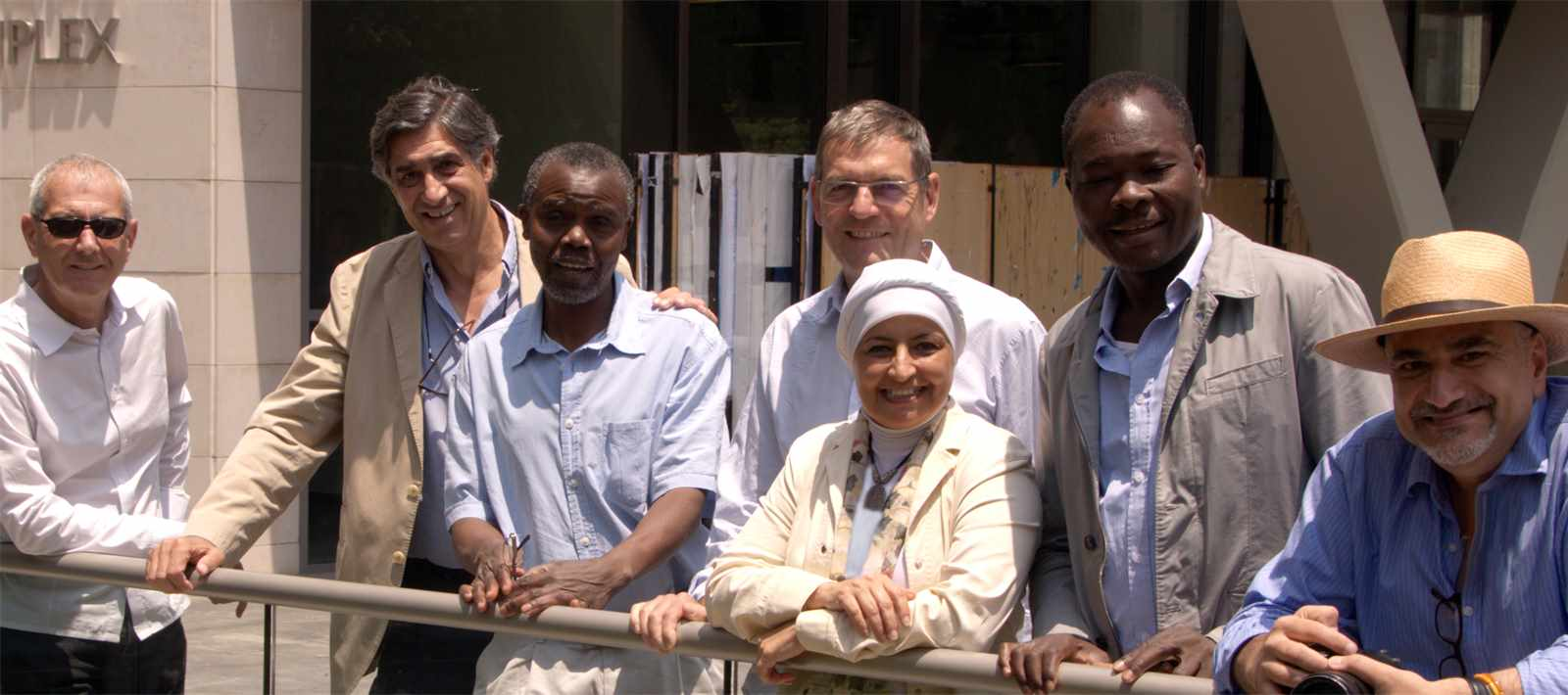 Holcim Awards 2014 Africa Middle East – Jury