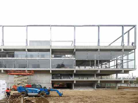 Project update November 2015 – Public Condenser: Low-cost flexible university building, Paris, …