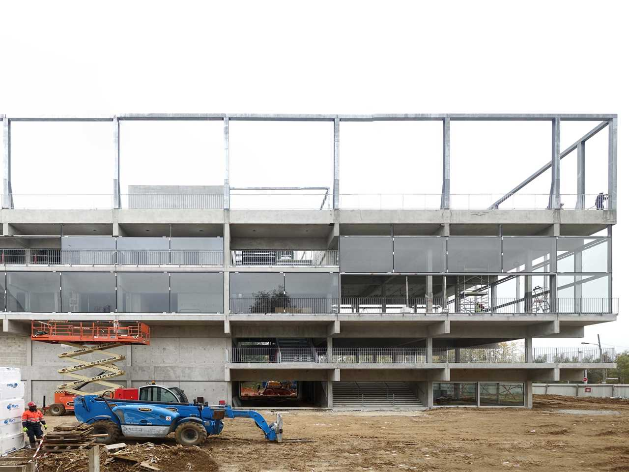 Project update November 2015 – Public Condenser: Low-cost flexible university building, …