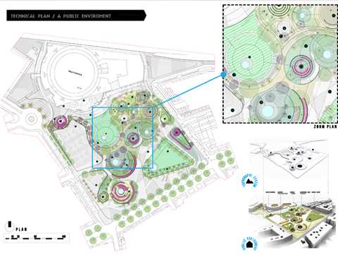 Project entry 2014 Europe – Productive urban garden, Roquetas de Mar, Spain