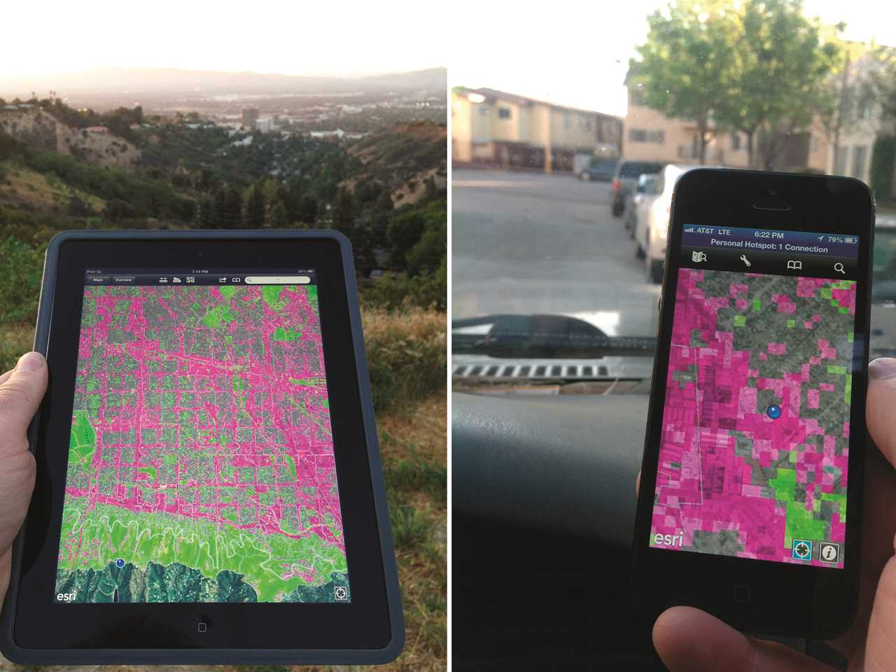 Project entry 2014 North America – Divining LA: Digital tool for urban design and water-use …
