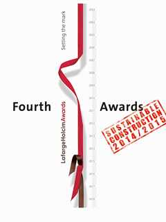 Fourth Holcim Awards – Sustainable Construction 2014/2015