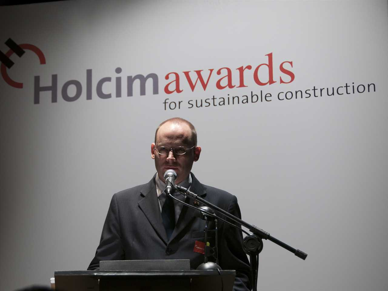 Global Holcim Awards Silver 2012 Prize Handover – Urban remediation and civic …