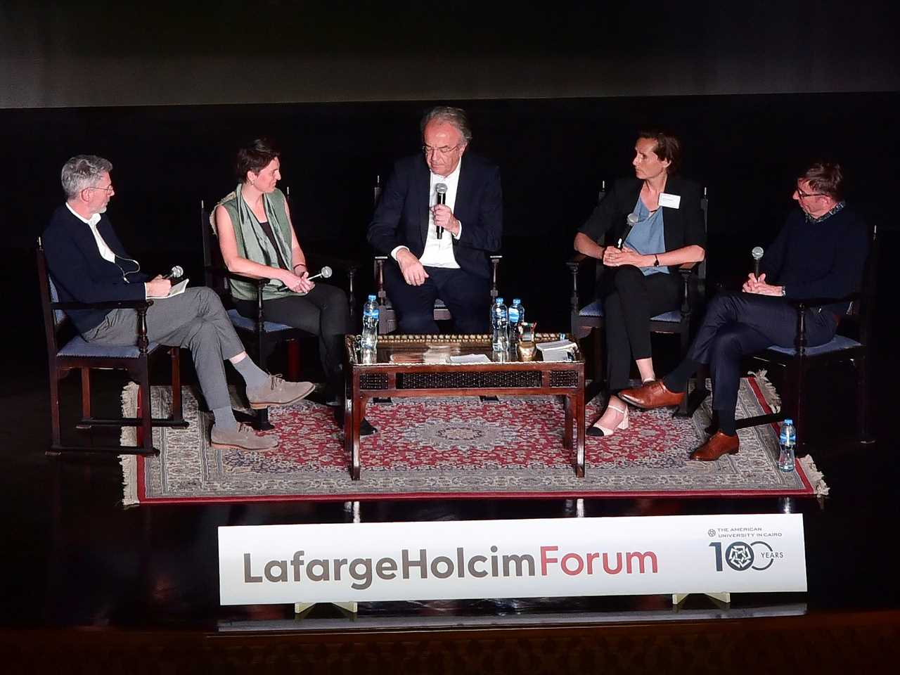 6th LafargeHolcim Forum for Sustainable Construction – Cairo, April 2019.