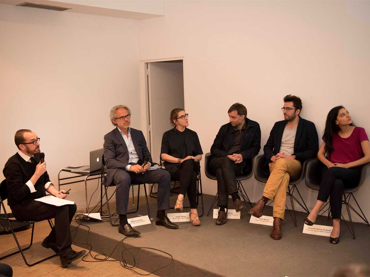 5th LafargeHolcim Awards competition launch event, Paris – July 4, 2016