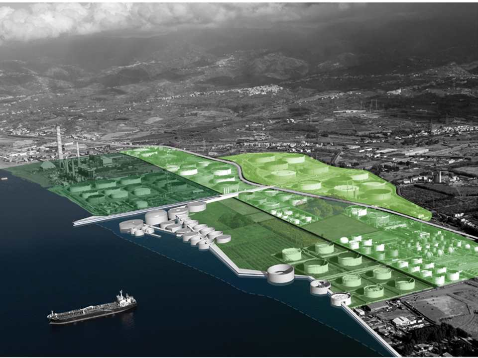 Waterfront reclamation and remediation