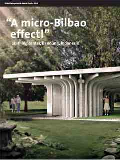 """A micro-Bilbao effect!"" in Fifth LafargeHolcim Awards – Sustainable Construction 2017/2018"