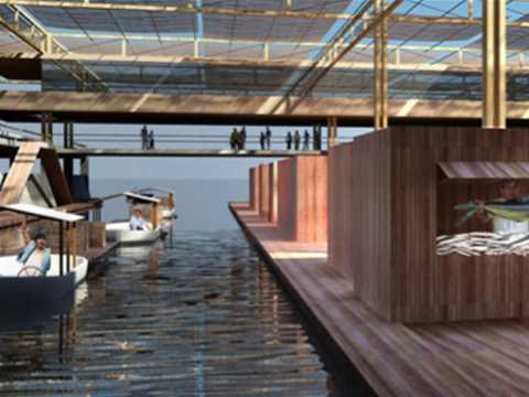 Reinvigorated waterways for transportation and sustainable development