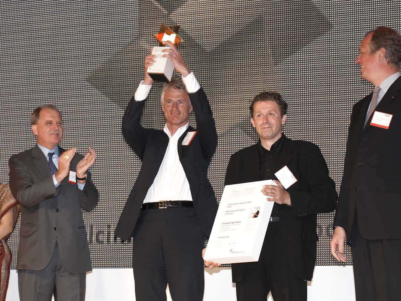 Global Holcim Awards Ceremony 2006 – Bangkok, Thailand