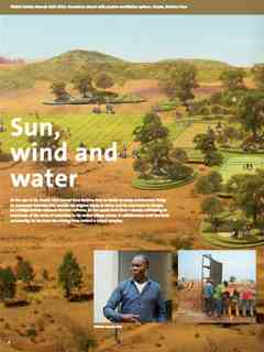 """Sun, wind and water"" in Third Holcim Awards – Sustainable Construction 2011/2012"