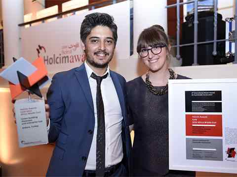 Holcim Awards Africa Middle East ceremony, Beirut, Lebanon