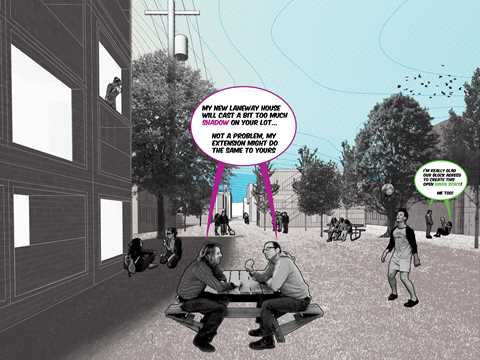 Negotiation is critical to cooperation, interdependence and democracy. The laneway is …