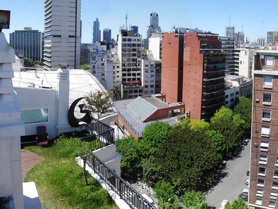 Project update September 2012 – Green roofs for Buenos Aires, Argentina