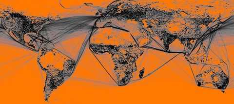 Orange Workshop: Planetary Scale – Exploring patterns of worldwide urbanization