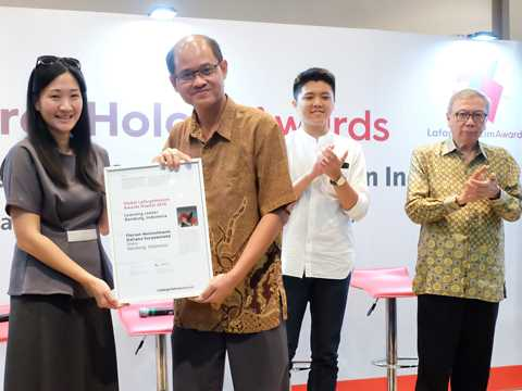 Holcim Indonesia hosts LafargeHolcim Awards winners at Jakarta Design Center