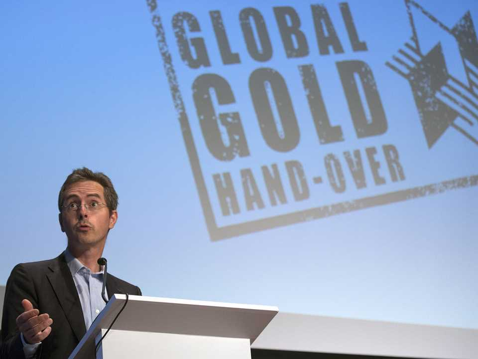 Global Gold Awards 2015 prize handover – Articulated Site: Water reservoirs as public …