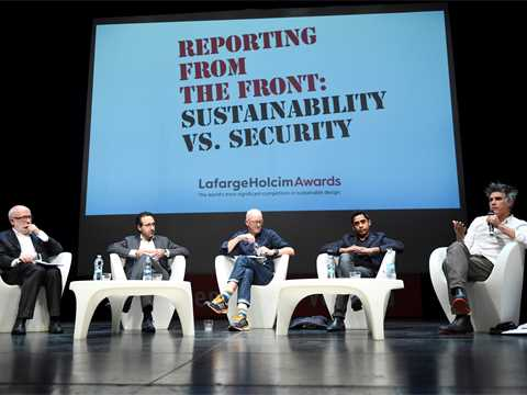 Expert panel examined the interplay between sustainability and security and how architecture …