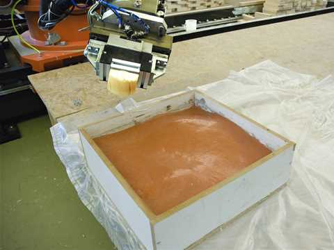 Project entry 2011 Europe – High-efficiency concrete formwork technology, Zurich, Switzerland