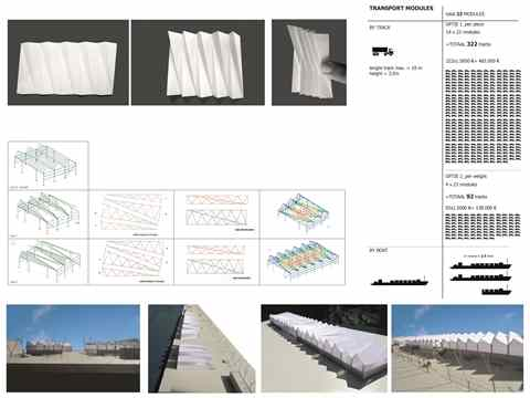 Project entry 2014 Europe – Material Flows: Construction materials recycling and logistics …