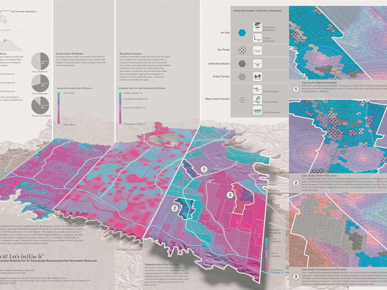 Holcim Awards Acknowledgement prize 2014 North America: Divining LA Digital tool for urban …