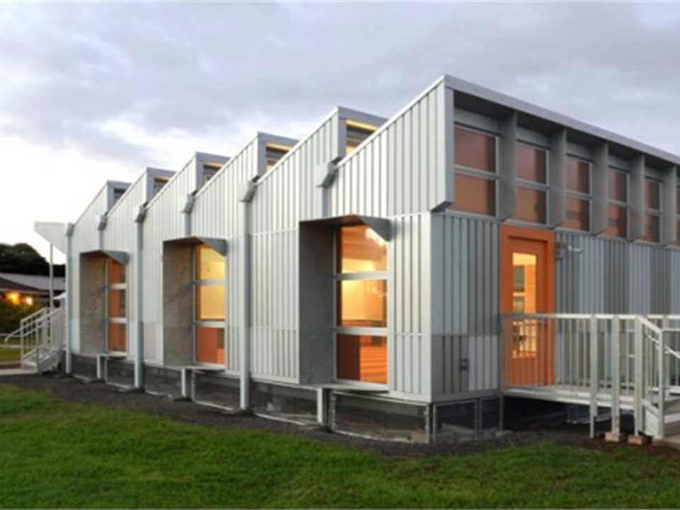 Modular Classroom Portland Oregon ~ Energy neutral portable classroom honolulu hi usa