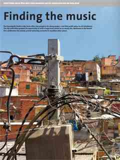 """Finding the music"" in Third Holcim Awards – Sustainable Construction 2011/2012"