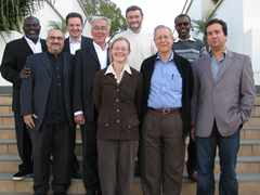 Regional Holcim Awards Jury Meeting 2008 Africa Middle East