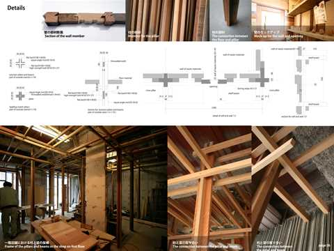 Project entry 2011 - Post-earthquake housing renovation, Kobe, Japan: Interior.